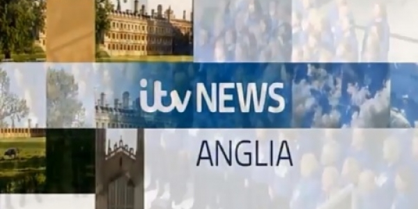 Rock Chorus on Anglia TV