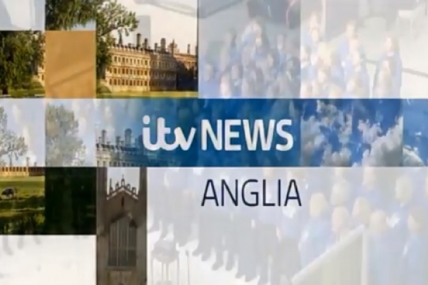 Rock Chorus on Anglia TV