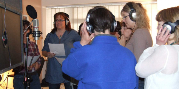 Rock Chorus appear BBC Radio 4 Programme 'More Or Less'