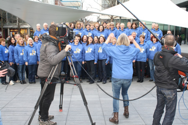 Rock Chorus on ITV 1
